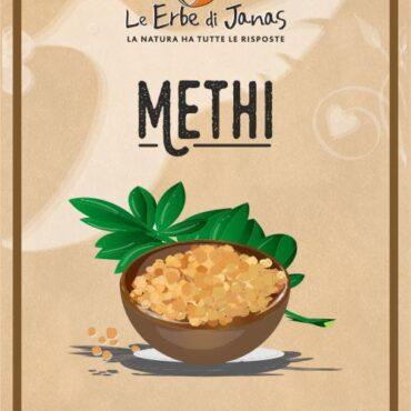 METHI LE ERBE DI JANAS