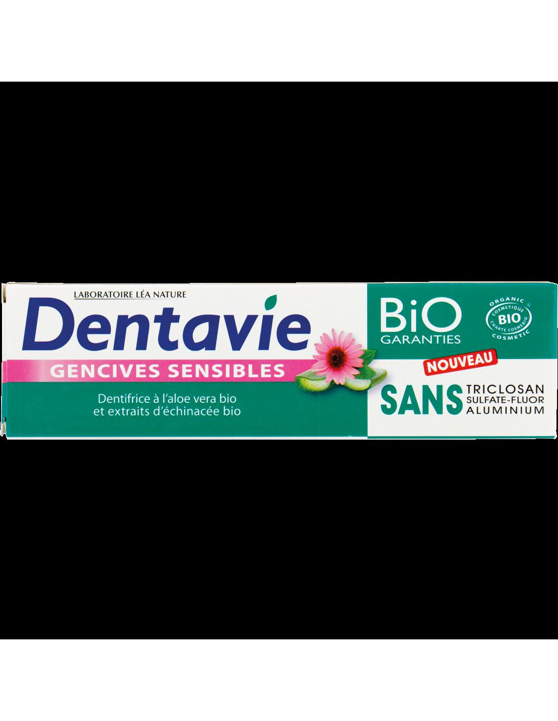 "DENTIFRICIO ""GENGIVE SENSIBILI"" - DENTAVIE"