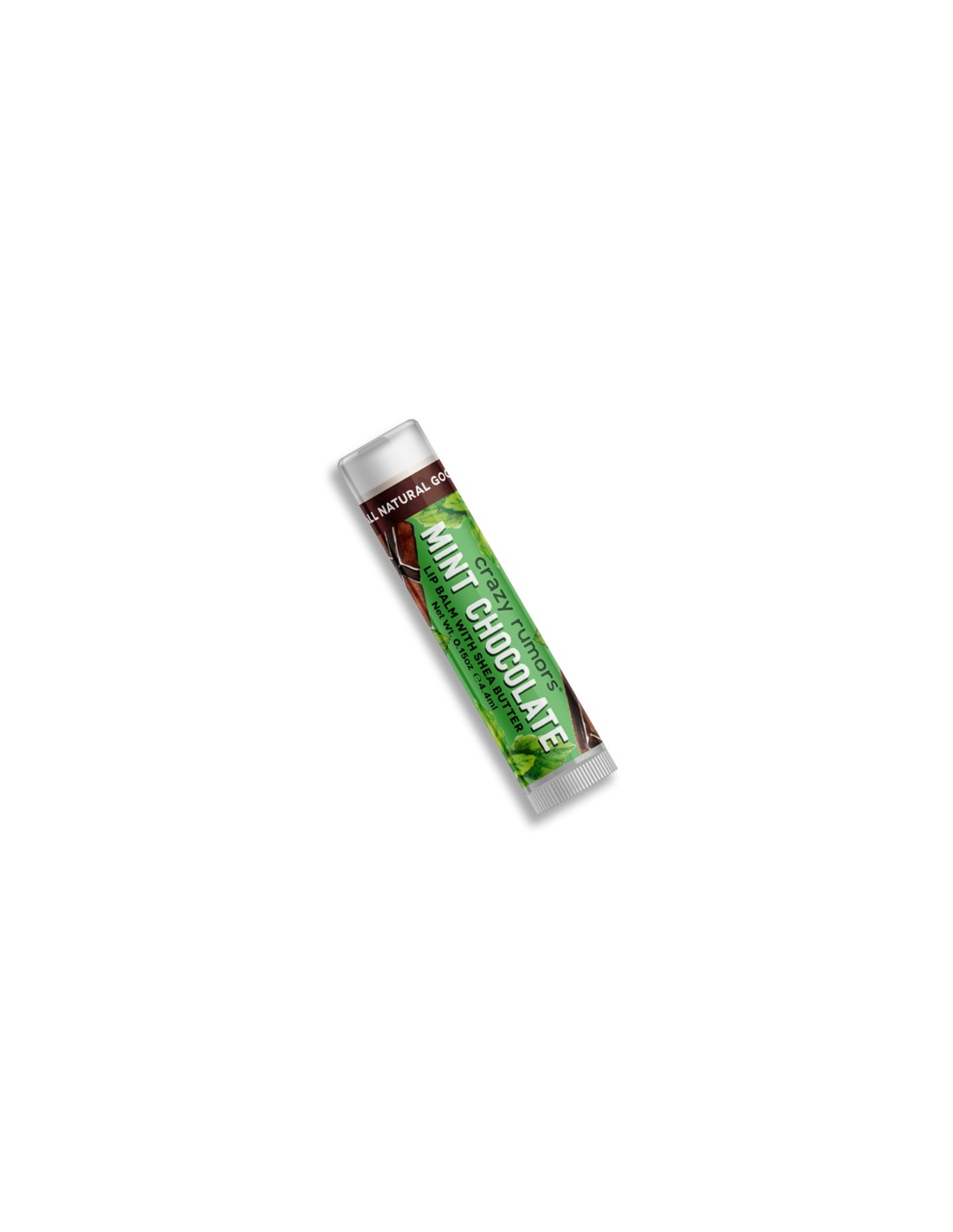 "LIP BALM ""MINT CHOCOLATE"" – CRAZY RUMORS"