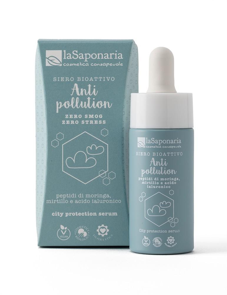 SIERO BIOATTIVO ANTI - POLLUTION LA SAPONARIA