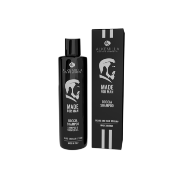 DOCCIA SHAMPOO MADE FOR MAN ALKEMILLA