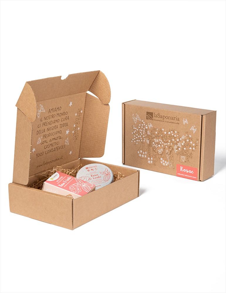 BIO BOX ROSAE LA SAPONARIA