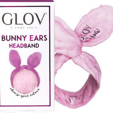 GLOV BUNNY EARS HEADBAND PINK